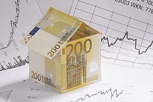 200 Euro Schein Haus