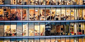 Büro shutterstock