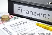 Finanzamt Ordner