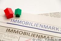 Zeitungsbeitrag Immobilienmarkt
