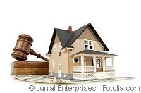 Bieten für ein Haus