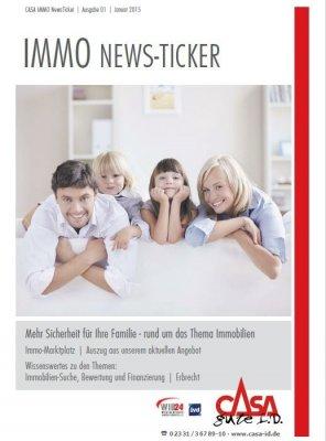 Immo News Ticker