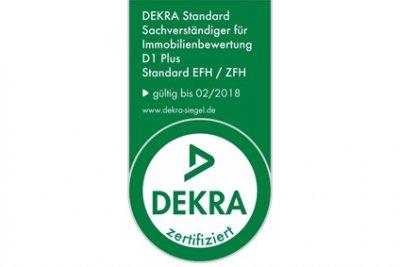 Immobilienbewertung Dekra D1