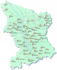 Karte Immobilienmakler Unna