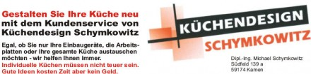 Kuechendesign Schymkowitz